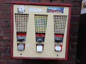 Automat für Süßigkeiten